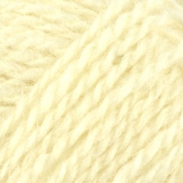 Jamieson and Smith 2ply Jumper Weight 4Ply 25g Cream 1a