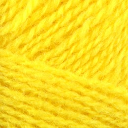 Jamieson and Smith 2ply Jumper Weight 4Ply 25g Yellow 23
