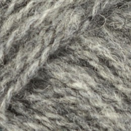 Jamieson and Smith 2ply Jumper Weight 4Ply 25g Grey 27