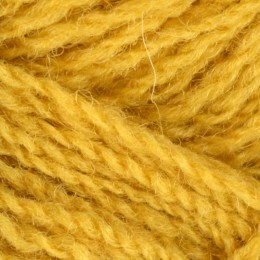 Jamieson and Smith 2ply Jumper Weight 4Ply 25g Yellow 28
