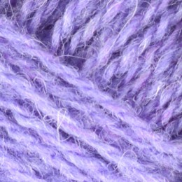 Jamieson and Smith 2ply Jumper Weight 4Ply 25g Purple 49