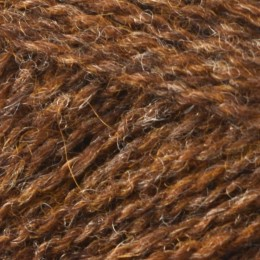Jamieson and Smith 2ply Jumper Weight 4Ply 25g Brown 4