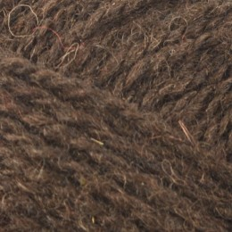 Jamieson and Smith 2ply Jumper Weight 4Ply 25g Brown 5