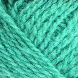 Jamieson and Smith 2ply Jumper Weight 4Ply 25g Green 71