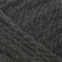 Jamieson and Smith 2ply Jumper Weight 4Ply 25g Black 77