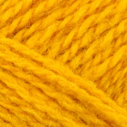 Jamieson and Smith 2ply Jumper Weight 4Ply 25g Yellow 91