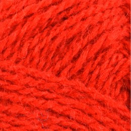Jamieson and Smith 2ply Jumper Weight 4Ply 25g Red 93