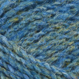 Jamieson and Smith 2ply Jumper Weight 4Ply 25g Blue FC39