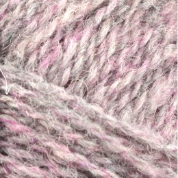 Jamieson and Smith 2ply Jumper Weight 4Ply 25g Purple FC51