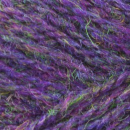 Jamieson and Smith 2ply Jumper Weight 4Ply 25g Purple FC56