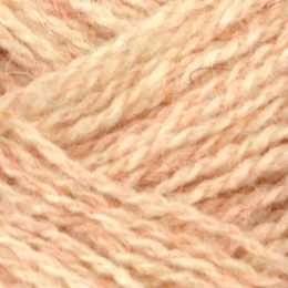Jamieson and Smith 2ply Lace Cream 202