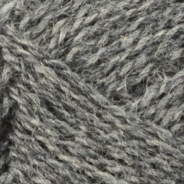 Jamieson and Smith 2ply Lace 25g Grey 27