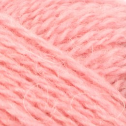 Jamieson and Smith 2ply Lace 25g Pink 95