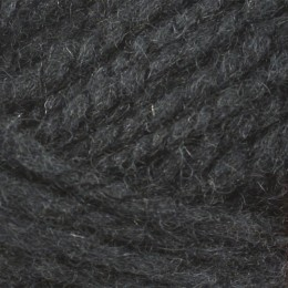 Jamieson and Smith Soft Spun Aran 50g Black 44