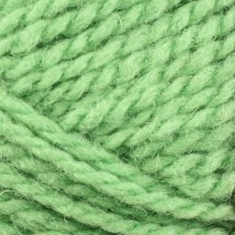 Jamieson and Smith Soft Spun Aran 50g Green 80