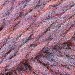 Jamieson and Smith Real Shetland Chunky 100g Lupin 6