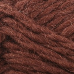 Jamieson and Smith Shetland Aran Worsted 50g Peat 6