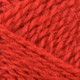 Jamieson and Smith Shetland Heritage 2ply Jumper Worsted 25g Madder 11