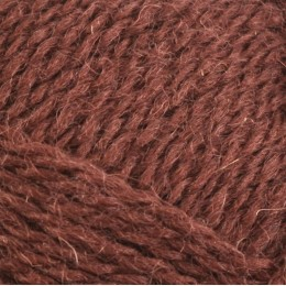 Jamieson and Smith Shetland Heritage 2ply Jumper Worsted Peat 12
