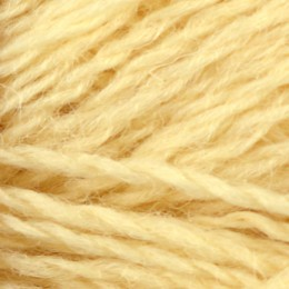 Jamieson and Smith Shetland Heritage 2ply Jumper Worsted 25g Flugga White 2