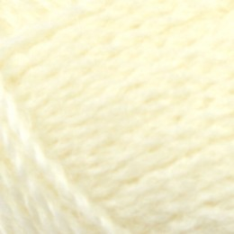 Jamieson and Smith Shetland Heritage 2ply Jumper Worsted 25g Optic White 3