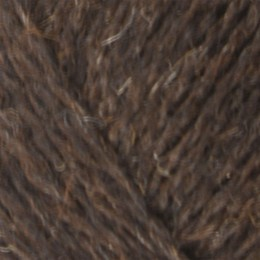 Jamieson and Smith Shetland Heritage 2ply Jumper Worsted Naturals Black