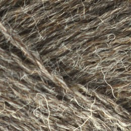 Jamieson and Smith Shetland Heritage 2ply Jumper Worsted 25g Naturals Dark Grey