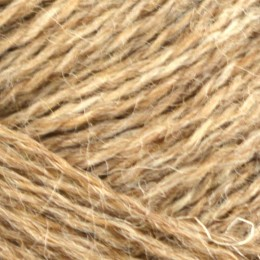 Jamieson and Smith Shetland Heritage 2ply Jumper Worsted Naturals Fawn