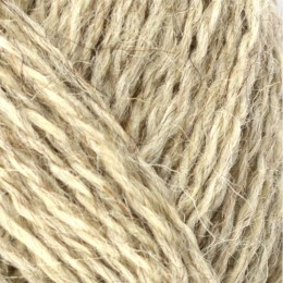 Jamieson and Smith Shetland Heritage 2ply Jumper Worsted 25g Naturals Light Grey