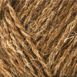 Jamieson and Smith Shetland Heritage 2ply Jumper Worsted Naturals Moorit