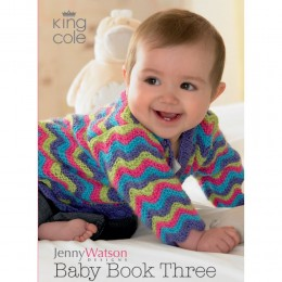 King Cole Baby Book 3