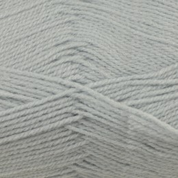 King Cole Big Value Baby 4Ply 100g Silver 3171