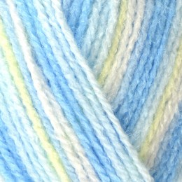 King Cole Big Value Baby Print 4Ply 100g