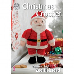 King Cole Christmas Crochet Book 2