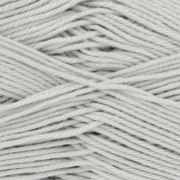 King Cole Giza Cotton 4Ply 50g Silver 193