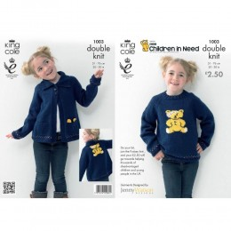 KC1003 Children's Pudsey Jumper