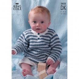 KC2822 Baby Jumper in DK