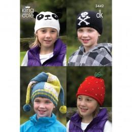 KC3442 Novelty Hats for Children