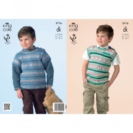 KC3716 Jumper and Top for Children