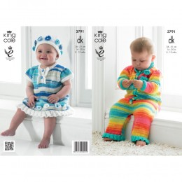 KC3791 , Dress and Accessories for Babies