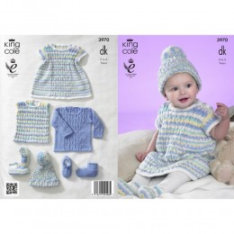 KC3970 Jumper, Top, Dress and Accessories for Babies