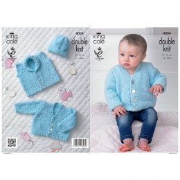 KC4004 Cardigan and Accessories for Babies