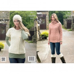 KC4017 Cardigan, Jumper and Accessories for Women