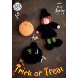 KC9053 Halloween Toys in King Cole Tinsel