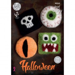 KC9054 Halloween Toys in King Cole Tinsel