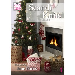 King Cole Scandi Knits Book 1