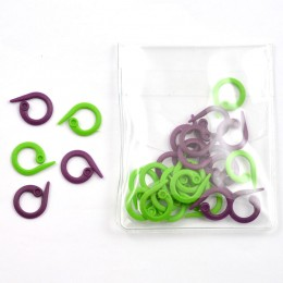 Knit Pro Split Ring Stitch Markers
