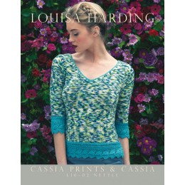 L10-02 Ladies Jumper Cassia Prints