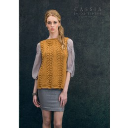 L4-02 Ladies Sleeveless Top Cassia