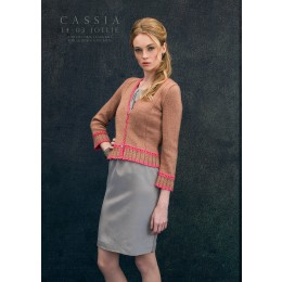 L4-03 Ladies Cardigan Cassia